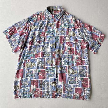 Cartoon shirt