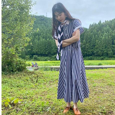 Stripe vintage dress
