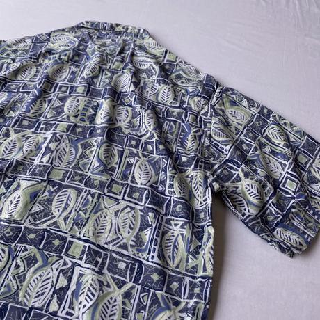 Rayon fish shirt