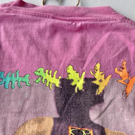 OP surfin pink tshirt