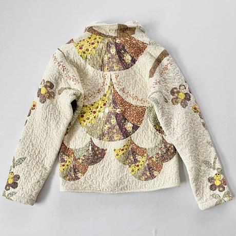 Quilting patchwork remake jacket
