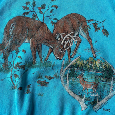 Deer family sweatshirt