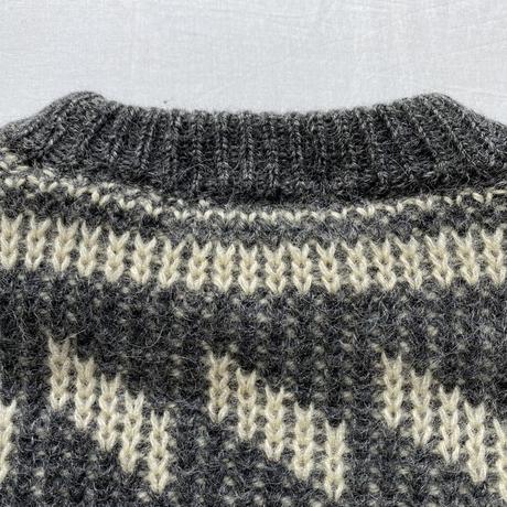 【SALE】Designed knit