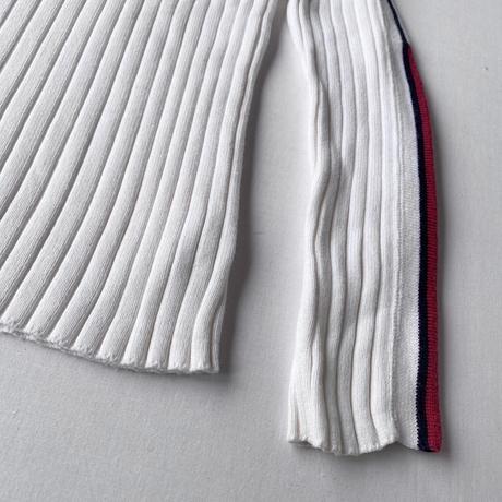 Tommy Hilfiger rib knit top