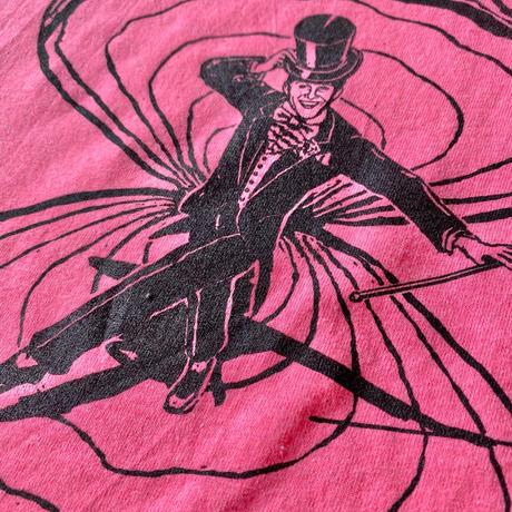 Gildan neon pink t-shirt