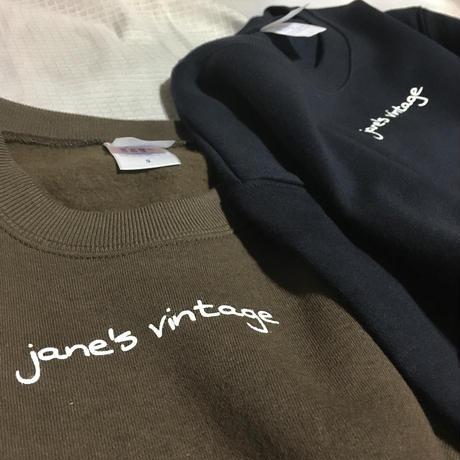 jane's vintage original sweat shirt