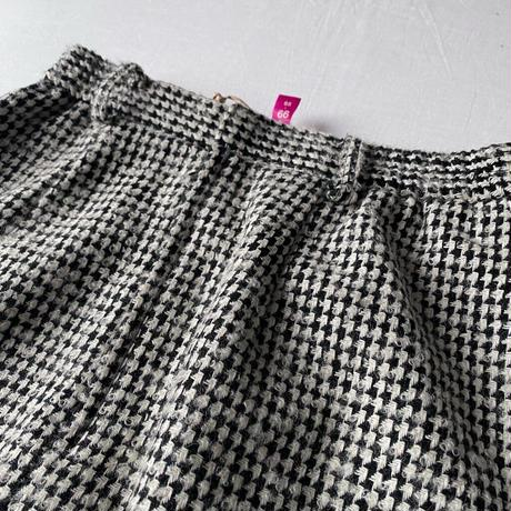 [リール掲載]Made in Japan wool skirt