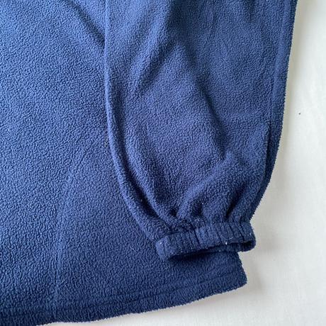 Made in USA Olympic fleece navy