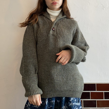 【SALE】Made in England vintage sweater