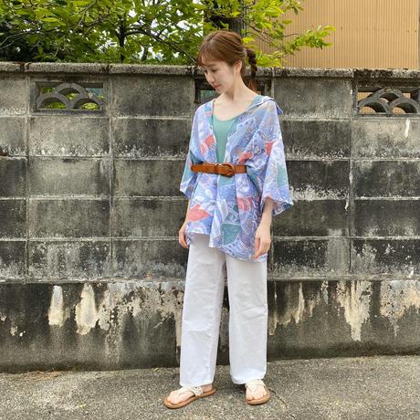 Pastel color shirt