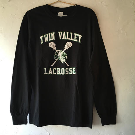 Lacrosse black long T shirt