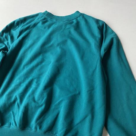 Emerald green pull over