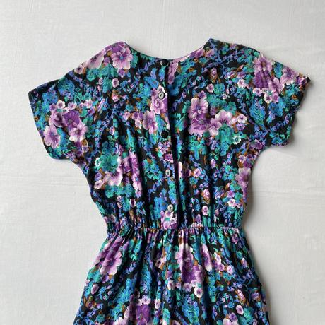 Made in USA flower dress