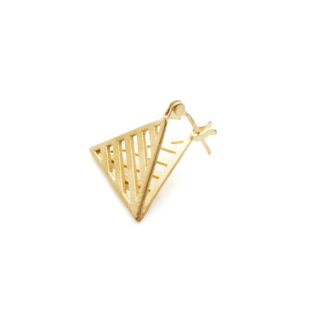 MESH TRIANGLE S gold