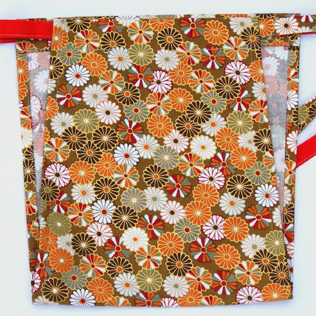 【清姫】Lady's KIYOHIME chrysanthemum_YELLOW 清姫 菊の紋(黄色)(KI-001Y)