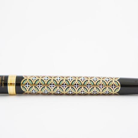 Lacquered ballpoint pen〔 Shippo 〕