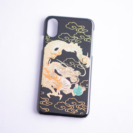 iPhone case  X/XS 雲龍|Dragon