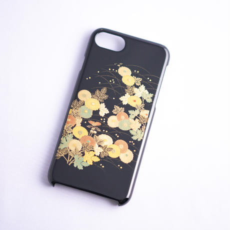 iPhone case 7/8/SE  小菊 Chrysanthemum