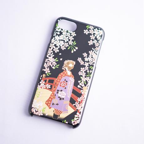 iPhone case 7/8/SE  舞妓|Maiko