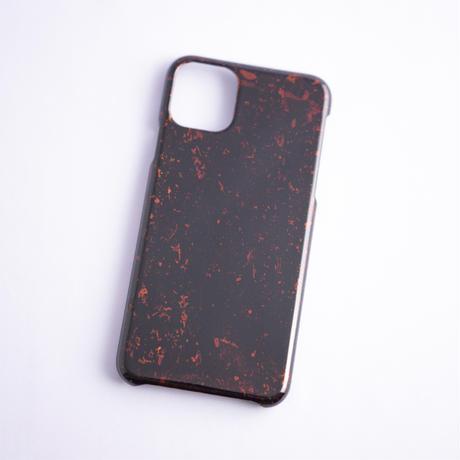 iPhone case 11 Pro  白檀塗|Byakudan