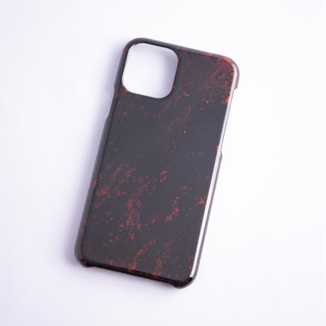 iPhone case 11 Pro  Max  白檀塗 Byakudan