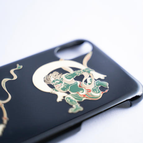 iPhone case  X/XS 風神雷神 Wind and thunder gods