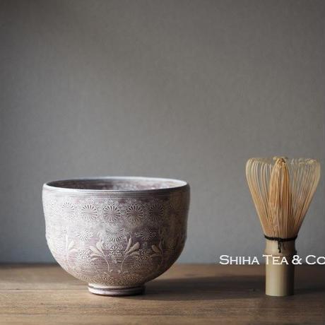 Matcha Bowl Toraku Proper Japanese Tea Ceremony Chawan Mishima 抹茶碗