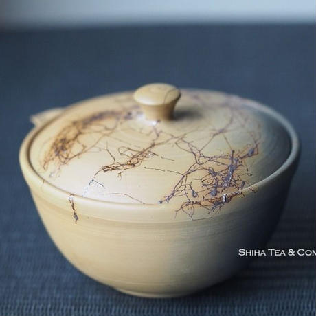 白山 Hakusan , Yellow Clay with Seaweed