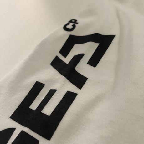 【再販】   3色展開 UNPLUGGED CAMP  ロンT 胸キャッチ付ロゴ×右袖ロゴ 袖リブなし【自社出荷:宅急便コンパクト】
