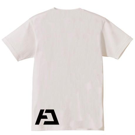 一部少量販売  6デザイン× 7色 UNPLUGGED CAMP オリジナル半袖Tシャツ  その1 フルスペルロゴVer