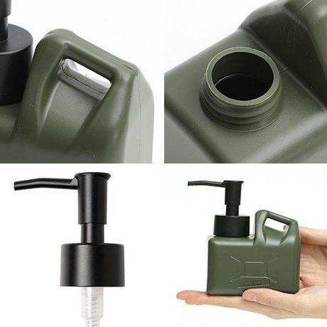 【BRID様取扱い開始!】MOLDING ハンドソープ ディスペンサー 250ml 詰め替え用ボトル 2個セット