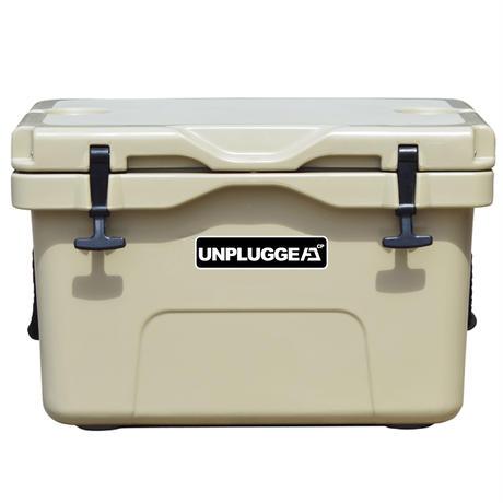 UNPLUGGED CAMP アンプラグドキャンプ オリジナルクーラーボックス CHILL 35 QT