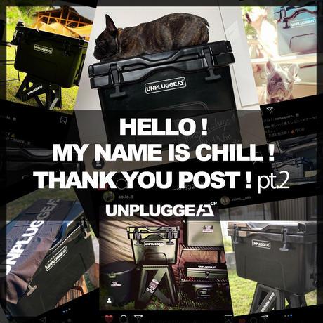 UNPLUGGED CP アンプラグドキャンプ オリジナルクーラーボックス CHILL 15 QT  TAN タン サンドベージュ