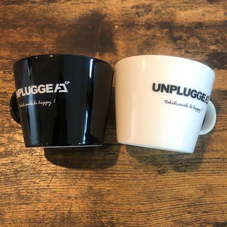 UNPLUGGED オリジナルマグカップ ブラック or ホワイト【自社出荷:宅急便】