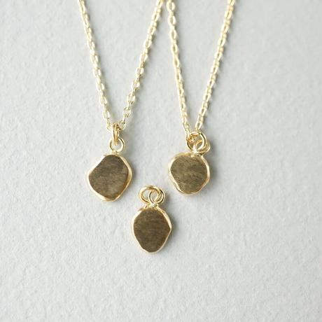 K18 Flat necklace