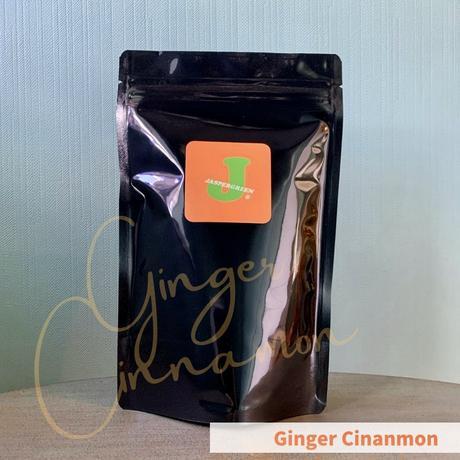 -暖-Ginger Cinnamon ジンジャーブレンドハーブティー【Lサイズ】