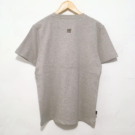 "JAVARA ""MORE BEER ARCH"" S/S (GRAY)"