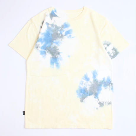 JAVARA「CRYSTAL HEMP TEE (NATURAL) 」