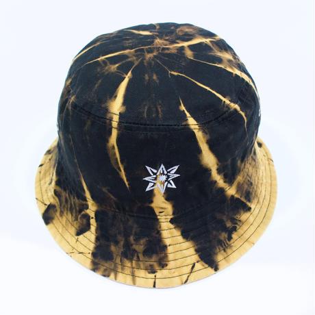 JAVARA「SCREW LOGO BUCKET HAT」