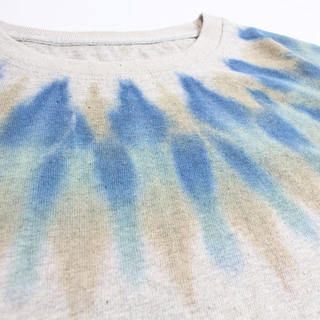 JAVARA「SPIRIT HEMP TEE (SEA) 」