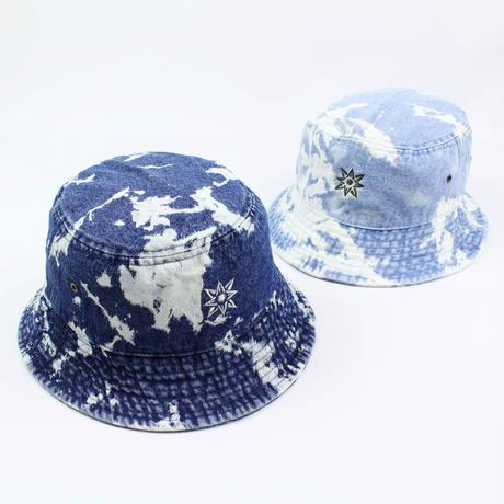 JAVARA「CHEMICAL LOGO BUCKET HAT」