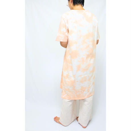 JAVARA「MUU ONE PIECE (ORANGE MARBLE)」
