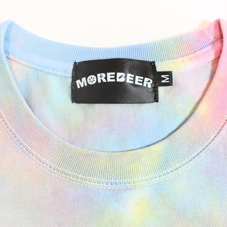 MORE BEER × Lock「MONSTER TEE(AURORA)」