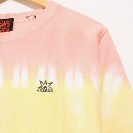 "JAVARA ""BORDER"" (PY)  CREW NECK SWEAT"
