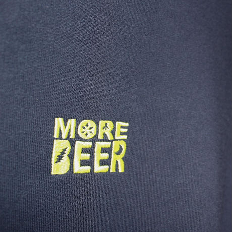 "JAVARA ""MORE BEER""ロゴSWEAT"