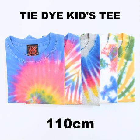JAVARA「TIE DYE KID'S TEE (110cm)」