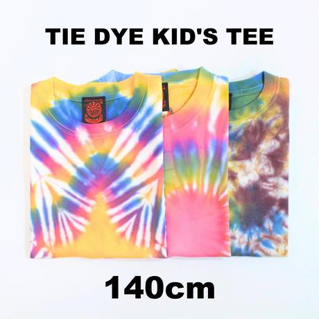 JAVARA「TIE DYE KID'S TEE (140cm)」