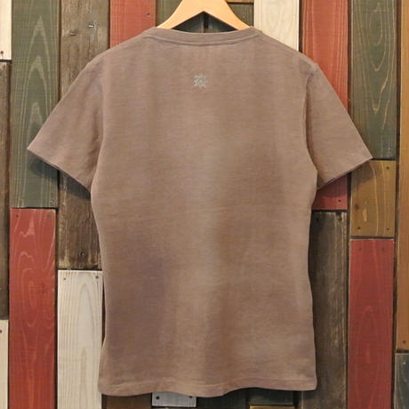 "JAVARA ""TEARDROP"" S/S (BROWN BEIGE)"