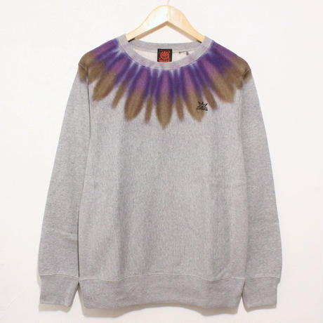 JAVARA「INDIAN CREW NECK SWEAT」