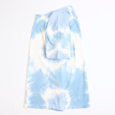 JAVARA「ISLAND HEMP TEE (BLUE) 」